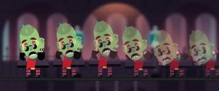 Animación de sprites para videojuegos
