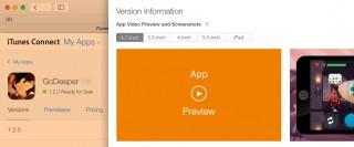 ¿Problemas con los app previews del AppStore?